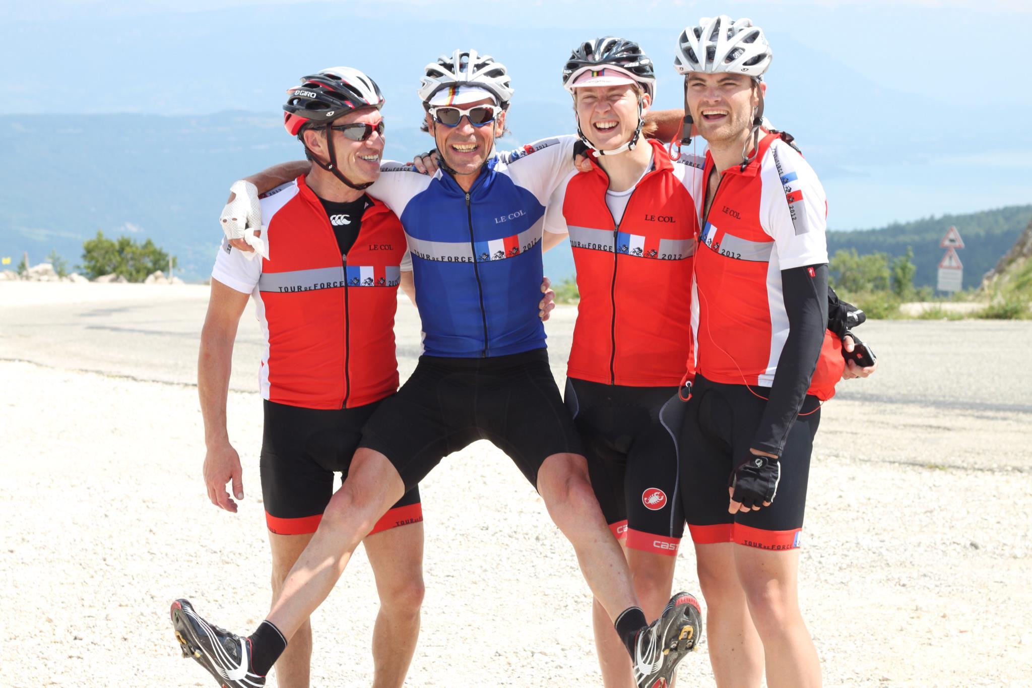 Tour De Force 2012